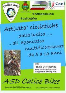 #camposcuola #calicebike